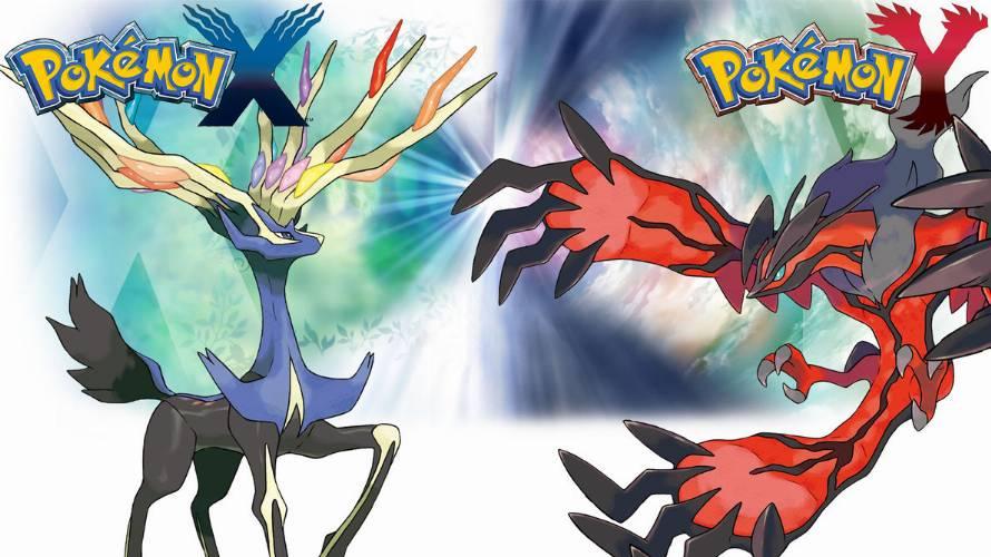 I Pokémon leggendari Yveltal e Xerneas saranno distribuiti questo mese
