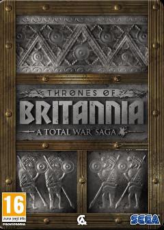 Cover Total War Saga: Thrones of Britannia