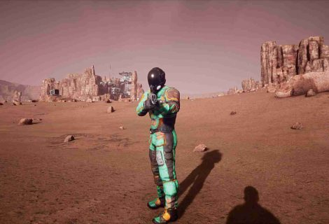 Memories Of Mars - Anteprima