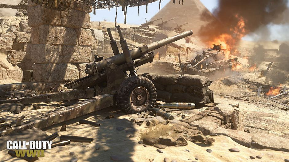 Call of duty World War II: The War machine