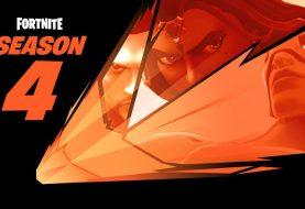 La Stagione 4 di Fortnite è finalmente disponibile!