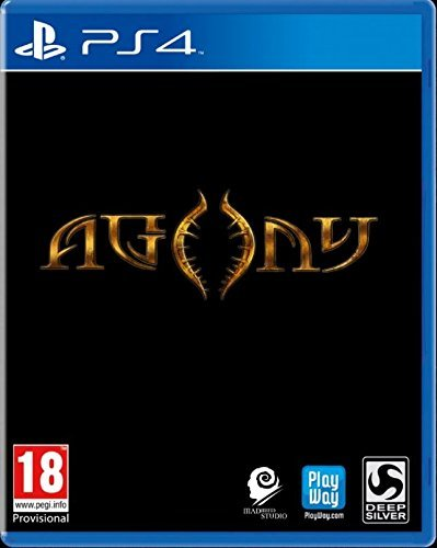 Cover Agony