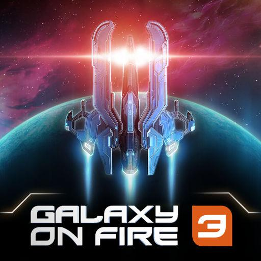 Cover Galaxy on Fire 3: Manticore