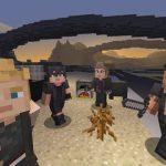 Final Fantasy XV è arrivato su Minecraft
