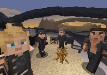 Final Fantasy XV è arrivato su Minecraft