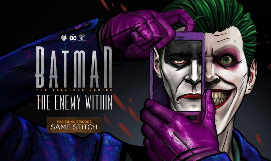 Batman: The Enemy Within – Episode 5: Same Stitch – Recensione