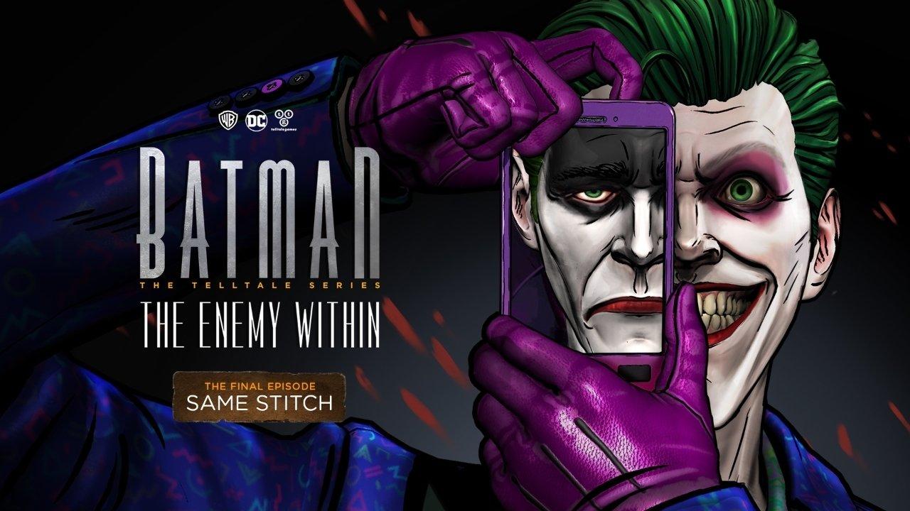 Batman: The Enemy Within – Episode 5: Same Stitch – Recensione