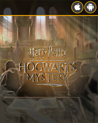 Cover Harry Potter: Hogwarts Mystery