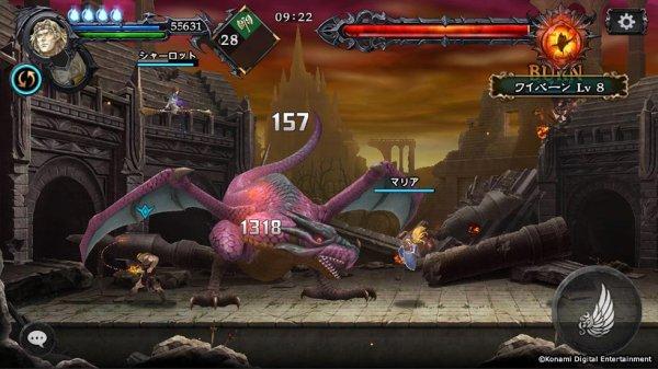 Castelvania: Konami al lavoro su un mobile game