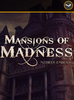 Cover Mansions of Madness: Mother's embrace