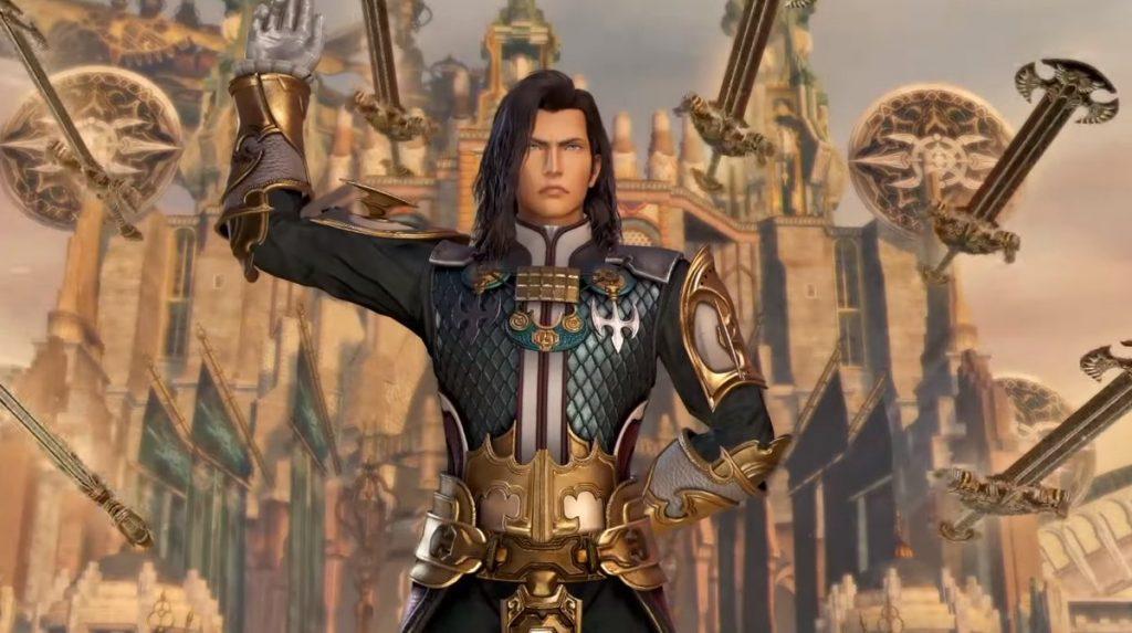 Dissidia Final Fantasy NT Vayne