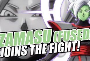 Dragon Ball FighterZ, Zamasu si mostra in video