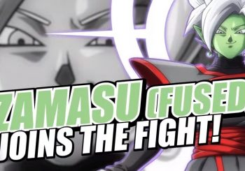 Dragon Ball FighterZ, Zamasu si mostra in video