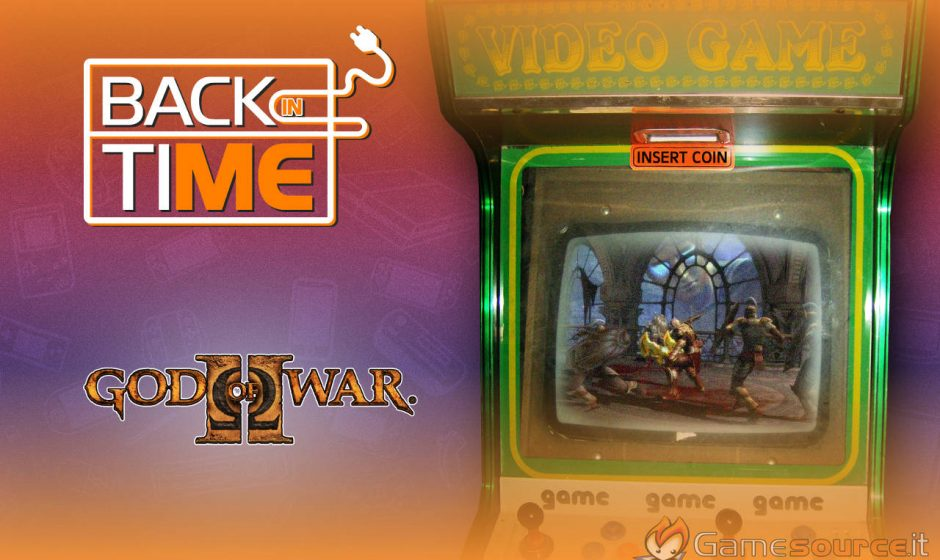 Back in Time - God of War II