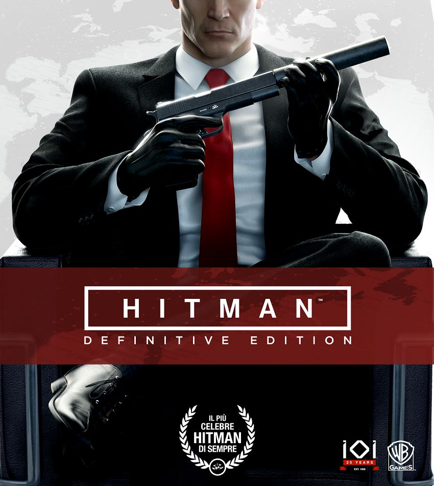 Warner e IO Interactive annunciano Hitman: Definitive Edition