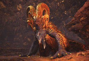 Monster Hunter: World, il Kulve Taroth arriva nel Nuovo Mondo