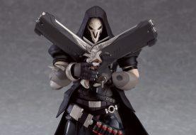 Annunciata l'action figure di Reaper di Overwatch