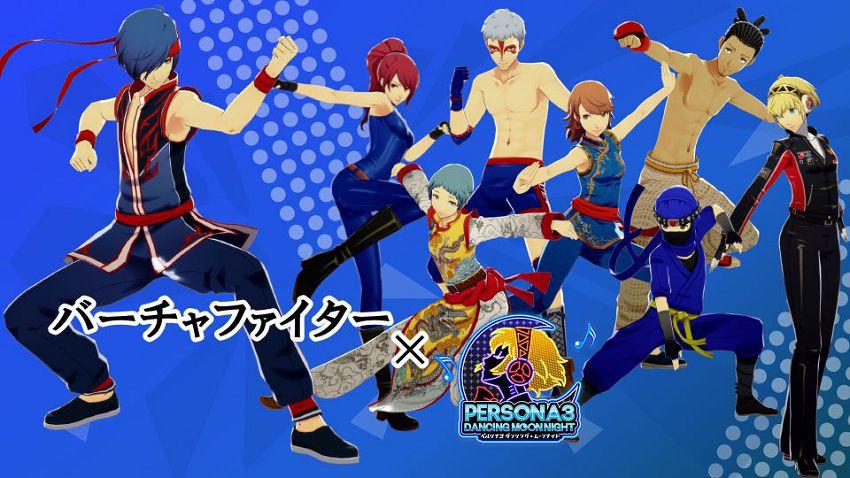 Svelati nuovi costumi per i Dancing Game di Persona 3 e 5