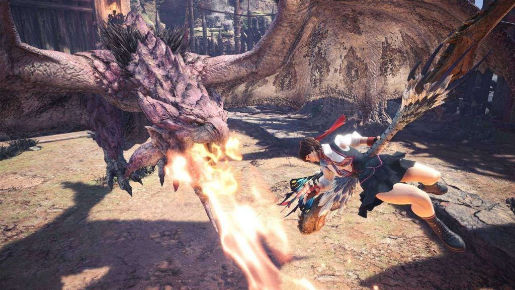 Monster Hunter World uscita PC