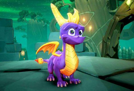 Spyro The Dragon: dove trovare i draghi, le uova e i punti abilità