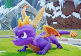 Il sito web della Spyro Reignited Trilogy riporta il titolo disponibile su Nintendo Switch e PC