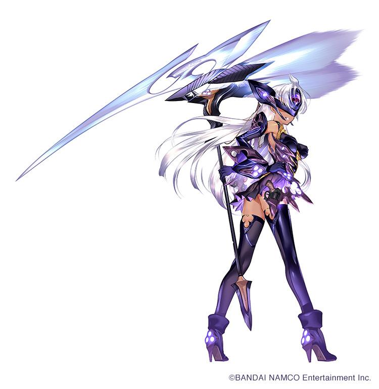 Xenoblade Chronicles 2 re-elos re blade
