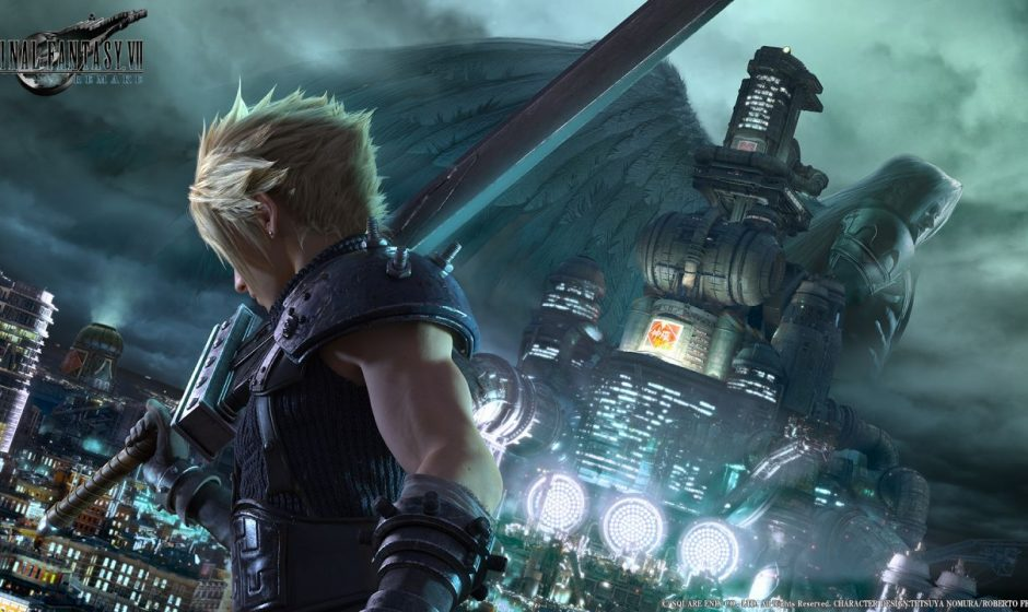 Final Fantasy 7 Remake: annunciata una demo gameplay per il 2019