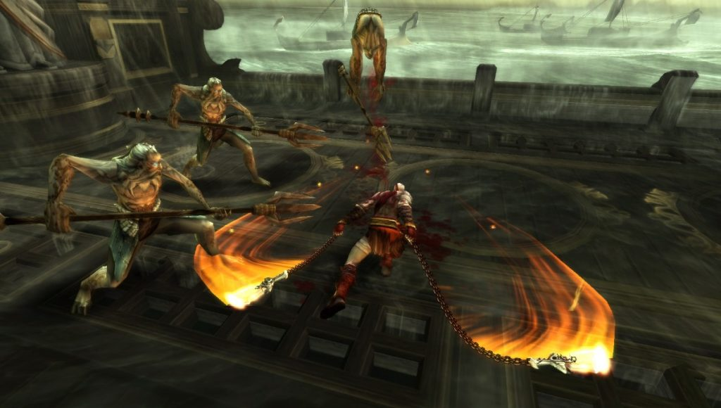 Rivelata e mostrata la modalità foto di God of War