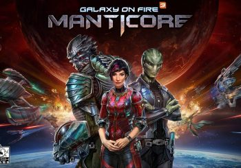 Galaxy on Fire 3: Manticore - Recensione
