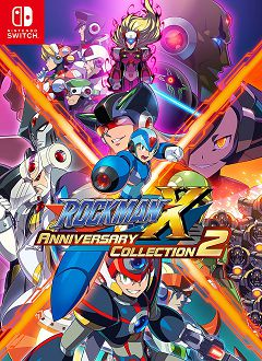 Cover Mega Man X Legacy Collection 1 e 2