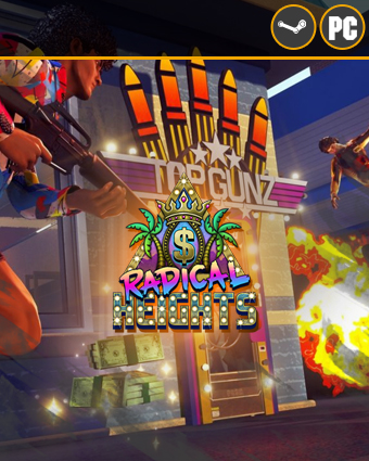 Cover Radical Heights