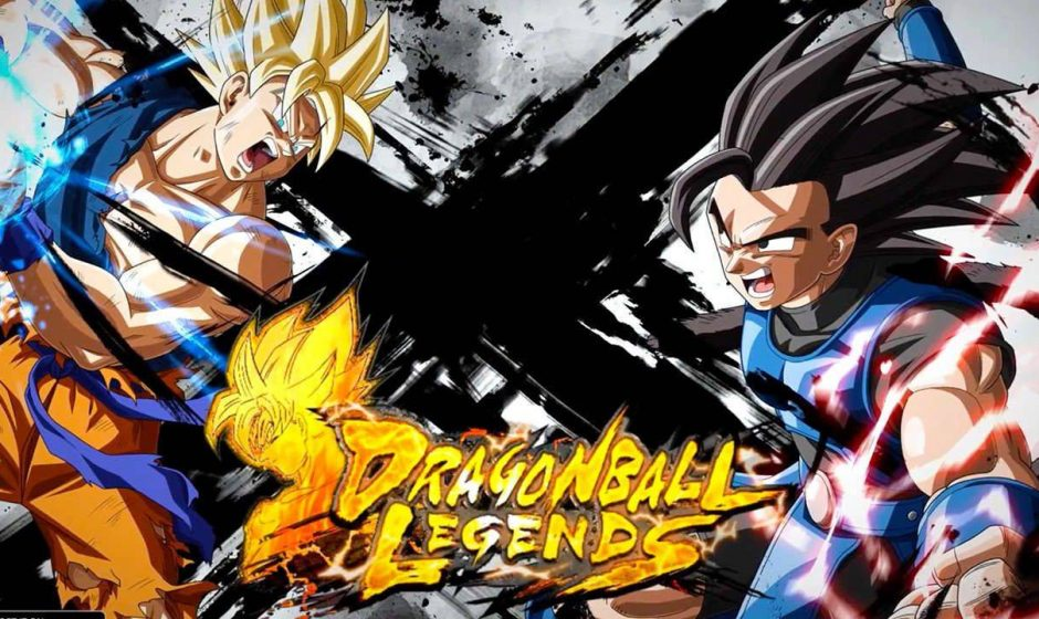 Dragon Ball Legends disponibile gratis su PlayStore