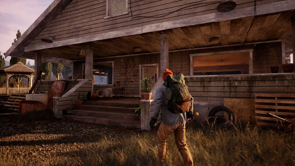 State of Decay 2 punti influenza