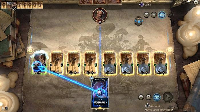 Elder Scrolls Legends: Casate di Morrowind