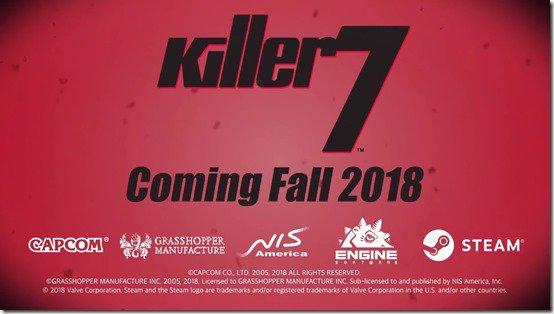 Killer 7 - Nuovo video dall'edizione PC