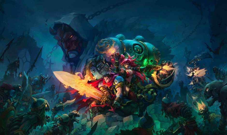 Battle Chasers: Nightwar - Recensione