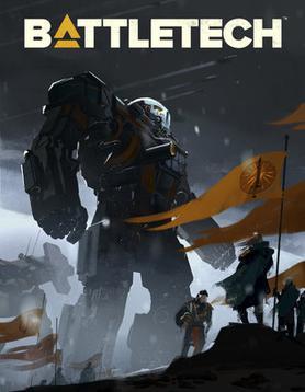 Cover Battletech