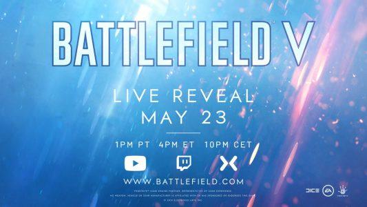 presentazione di Battlefield V