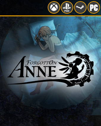 Cover Forgotton Anne