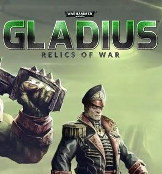 Cover Warhammer 40000: Gladius – Relics of War