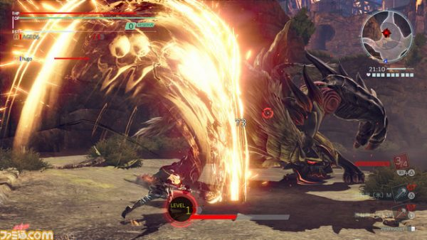 God Eater 3 Claire