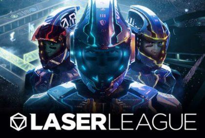 Laser League: scontri a suon di laser negli uffici Digital Bros.