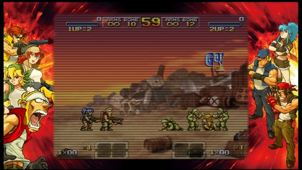 Metal Slug XX PlayStation 4