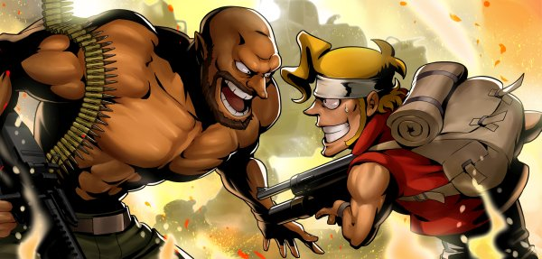 Metal Slug XX disponibile su PlayStation 4