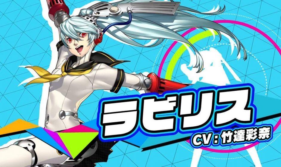 Persona 3 e Persona 5 Dancing, annunciati Labrys e Sho