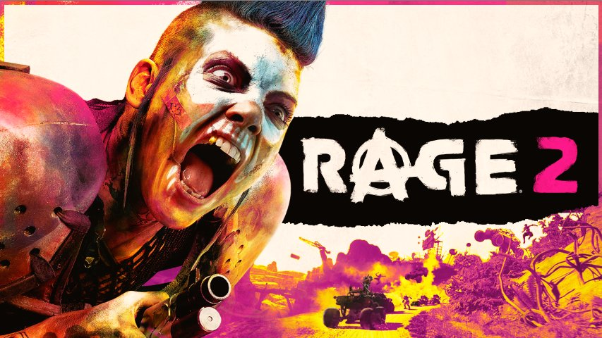 RAGE 2 e DOOM Eternal su Steam