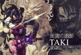 SoulCalibur VI, Taki leakata in un trailer