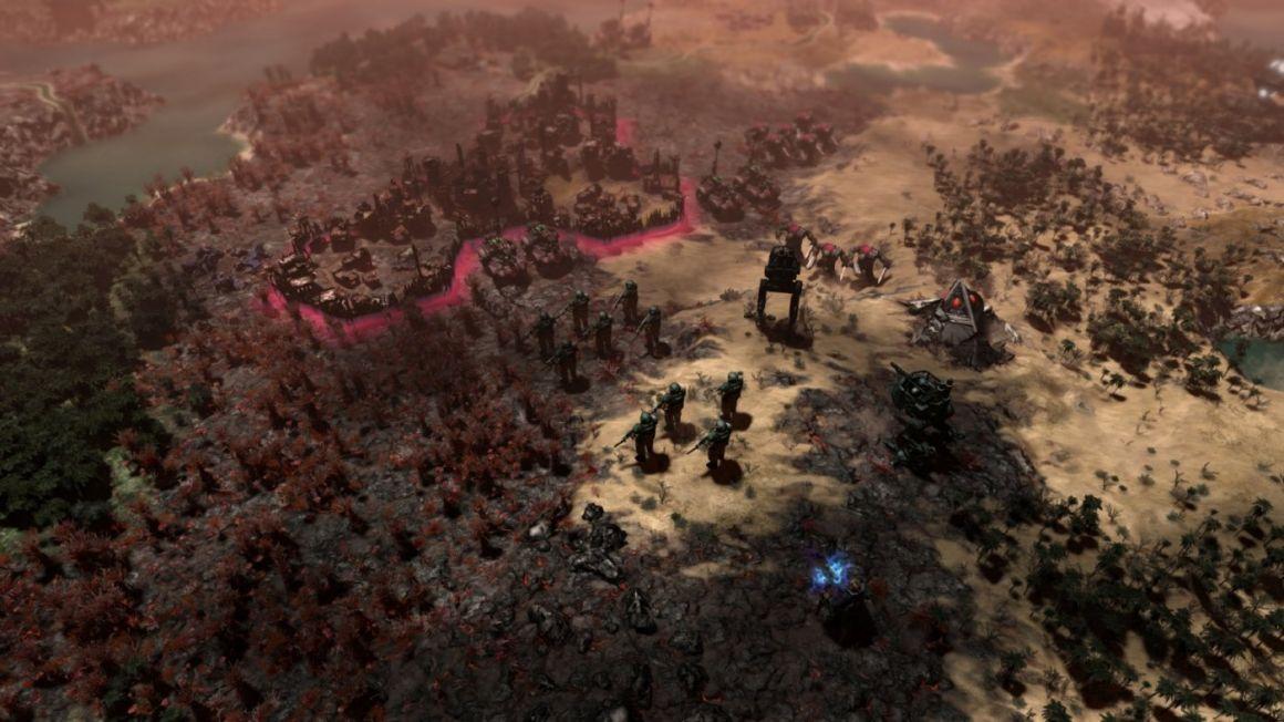 Warhammer 40000: Gladius – Relics of War
