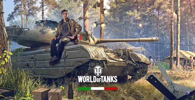 I carri italiani sbarcano in World of Tanks – Intervista ad Andrey Biletskiy