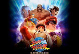 Disponibile la Street Fighter 30th Anniversary Collection